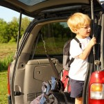 Surviving a Road Trip with Toddlers