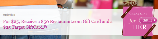 Restaurant Gift Cards Brisbane