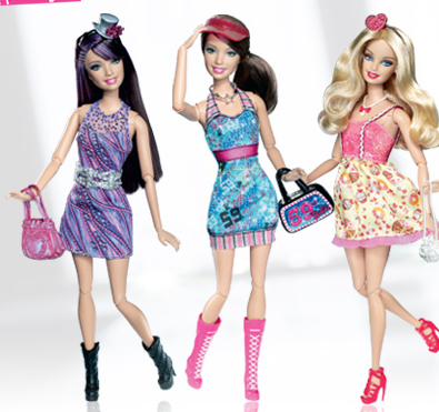 Fashionistas 2012 Target has Barbie Fashionistas