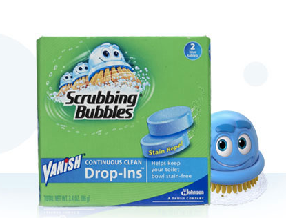 Scrubbing Bubbles Coupons As Low As At Walmart Becentsable