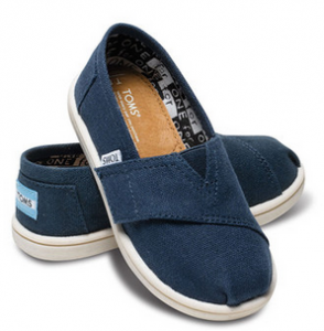 Toms Shoes Kid Sizes