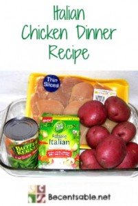Easy Recipe: Italian Chicken Recipe
