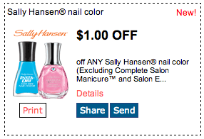 Nail Polish Coupon