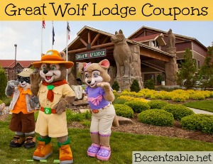 Great wolf coupon code