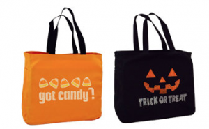 Just Jen: Halloween Candy Bags