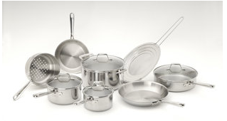 Emeril Stainless Steel Cookware Bed Bath And Beyond