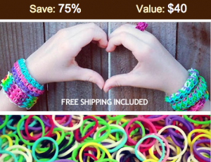 Loom Rubber Band Sale