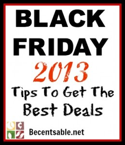 Black Friday 2013: Tips To Get The Best Deals