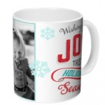 Custom Photo Mug: $5.99 Shipped