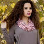 Chevron Infinity Scarves: $7.95 And FREE Shipping