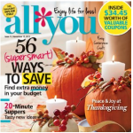 All You Magazine Subscription: Get 2 Subscriptions For The Price Of 1