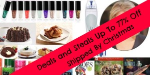 GMA Deals and Steals 12/18/14