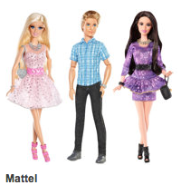 MattelMattel: Barbie Life in the Dreamhouse Talkin' Dolls