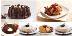 OMAHA STEAKS: Chocolate Lover's Celebration & The Dream Dessert Dozen