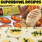 Healthy Superbowl Recipes: Football Deviled Eggs, Watermelon Helmet And More