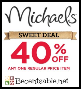 Print Coupons Michaels Craft Store