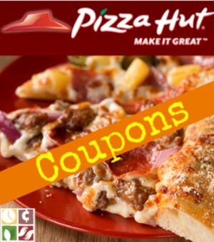 Pizza Hut Coupon Codes 9 Pizza Any Size And Toppings
