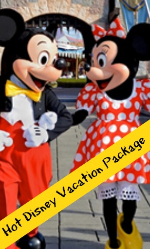 Disney Vacation Packages 139 For 2 Round Trip Airfare