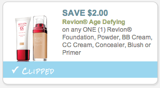 image about Revlon Printable Coupon named Revlon Coupon codes: $2 Off Printable Coupon