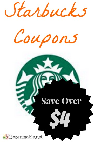 photograph regarding Starbucks Coupons Printable named Starbucks Discount codes: Preserve In excess of $4