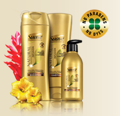 Suave Professionals Natural Infusion Light Oil Spray