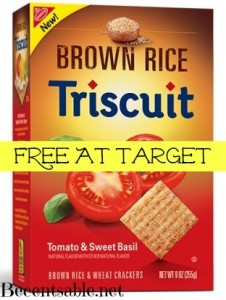 Nabisco triscuit coupons