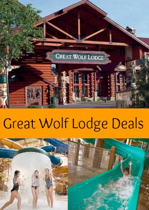 For the best deal, start planning your family's getaway to Great Wolf Lodge's Chicago / Gurnee indoor water park resort! Find the latest vacation package deals, discounts and special offers available at Great Wolf Lodge in Gurnee, IL.