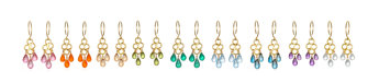 Gma deals and steals amelia rose earrings