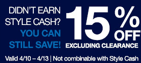 image about Gap Outlet Printable Coupon named Hole Outlet Coupon: 15% Off Printable Coupon