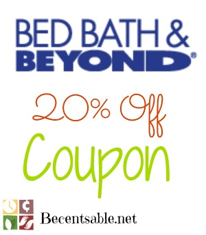 Mobile Friendly Bed Bath And Beyond Coupon