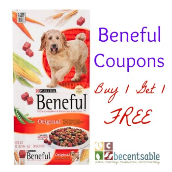 Printable Coupon For Beneful Dry Dog Food