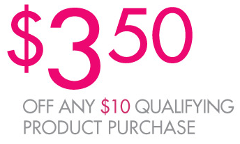 Beauty Brands Coupons 3 50 Off 10 Purchase