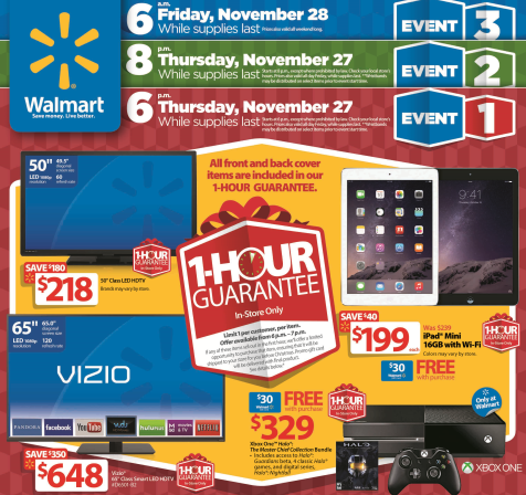 Black Friday Toy Deals at WalMart