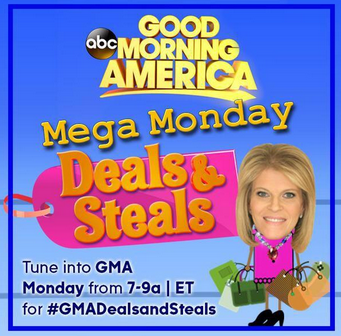 GMA Deals and Steals 12/1/14