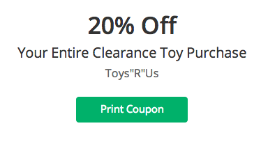 printable toys r us coupon 20 off