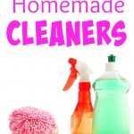 20 Homemade Cleaner Recipes