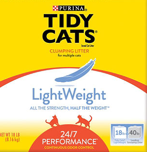 Tidy Cats  In  Strength Review