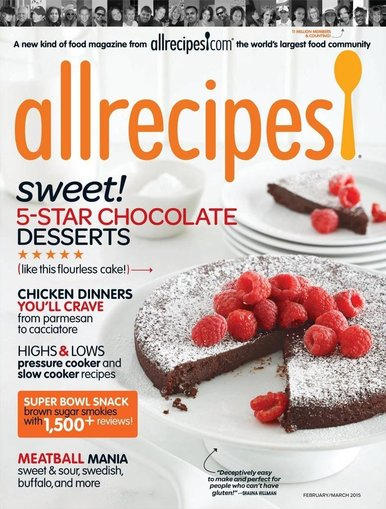 Allrecipes Magazine A Year