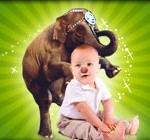 Free Circus Tickets: Baby's First Circus