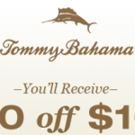 Tommy Bahama Coupon: $50 Off Coupon