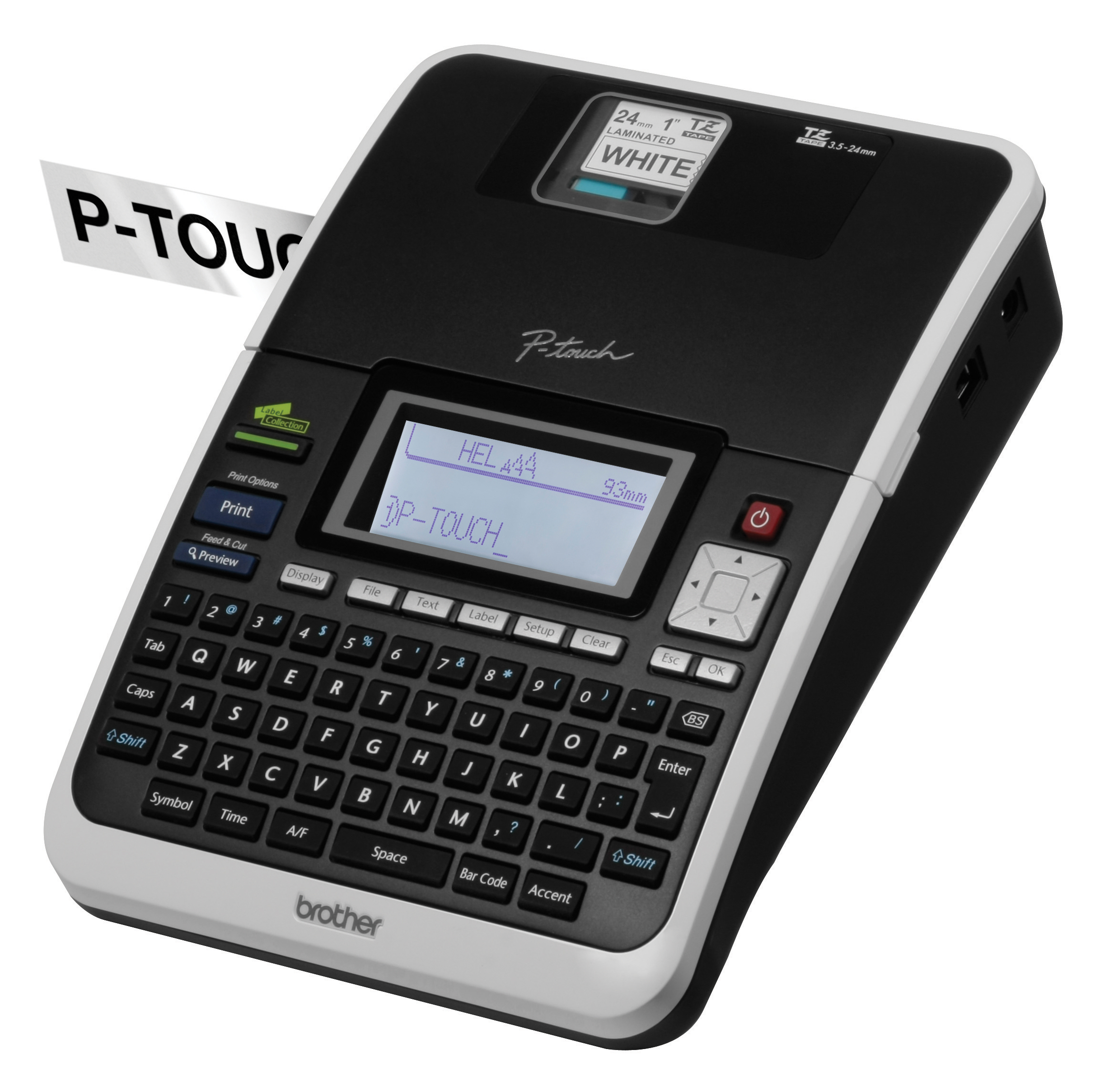 brother p touch label maker organization mystery giveaway 28719