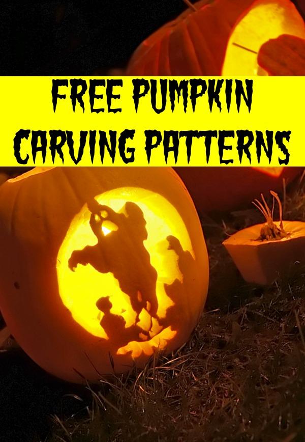 Hello Kitty Pumpkin Stencil Free Pumpkin Carving Pattern