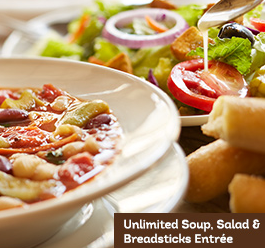Olive garden printable coupon unlimited soup salad and - Unlimited soup and salad olive garden ...